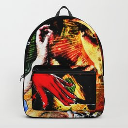 Death Delights Backpack