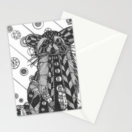 Raccon Stationery Cards