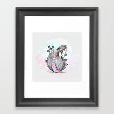 earth bound Framed Art Print