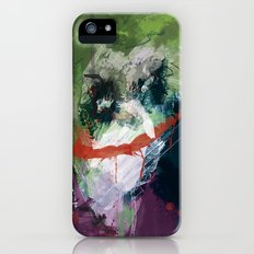 A Joker painting Slim Case iPhone (5, 5s)