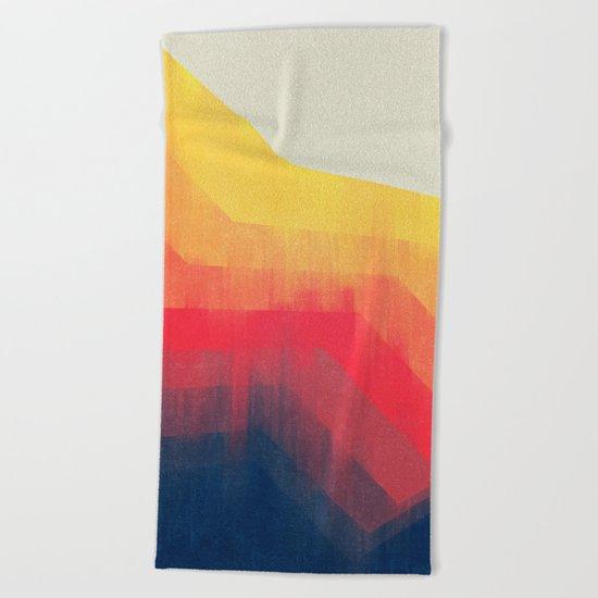 Sounds Of Distance Beach Towel