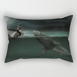 Unusual Friend Rectangular Pillow