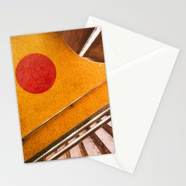 Montreal Subway #5 Stationery Cards