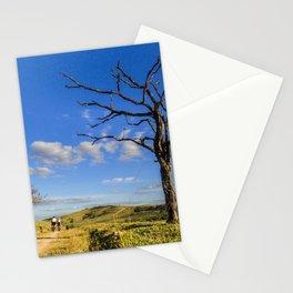 Mountain Bike Stationery Cards