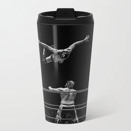 El Vuelo Metal Travel Mug