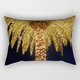 Palmetto Lights Rectangular Pillow