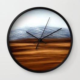 Destination Skye 1 Wall Clock