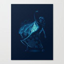 Frozen - Act of True Love Canvas Print