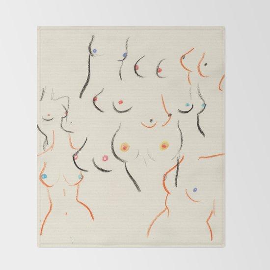 Breasts in Cream by amandalaurelatkins