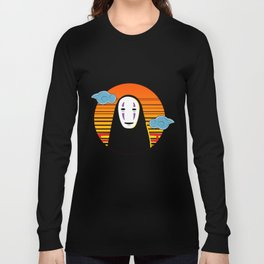 No Face a Lonely Spirit Long Sleeve T-shirt