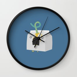 Not a Unicorn Wall Clock