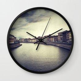 ARNO RIVER Wall Clock