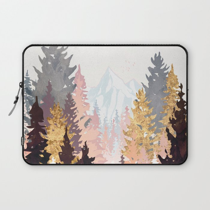 Wine Forest Laptop Sleeve