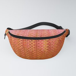 burnt forest Fanny Pack