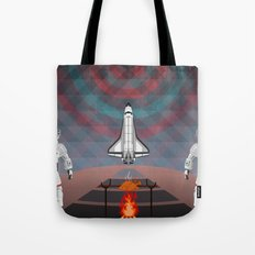 Space Tourism  Tote Bag