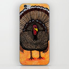 Tough Turkey iPhone Skin