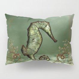 Wonderful seahorse Pillow Sham