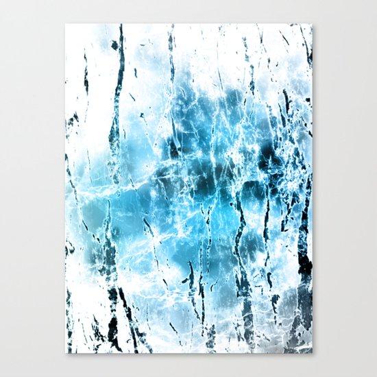 Diamond Dust Canvas Print
