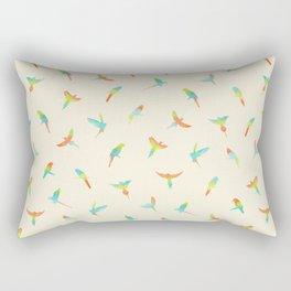 Parrots ! Papagei ! Rectangular Pillow