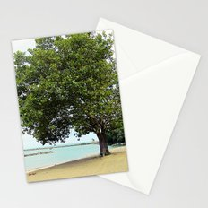 Tree by the Shore Stationery Cards