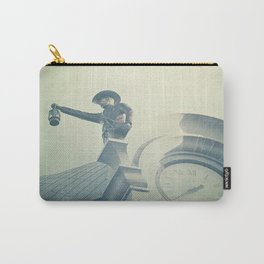 The Night Watchman Carry-All Pouch