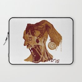 It's Time Again Laptop Sleeve