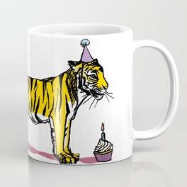 Tiger's Birthday Coffee Mug