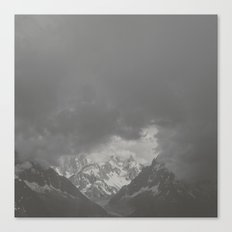 Alpine III Canvas Print