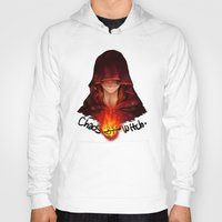dark souls Hoodies featuring Dark Souls - Chaos Witch Quelana by Vivid-K