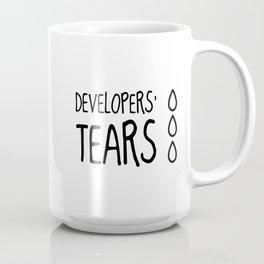 Developers' Tears Coffee Mug