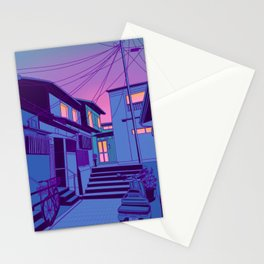 Kyoto Alley Stationery Cards