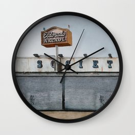 El Dorado Arcade - F Society - Mr Robot Wall Clock