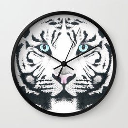 Blue Eyed Boy Wall Clock