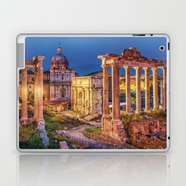 Roman Forum, Italy Laptop & iPad Skin