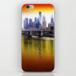 Philly Reflects iPhone Skin