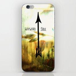 Wayward Soul iPhone Skin