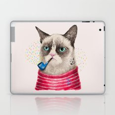 Sailor Cat II Laptop & iPad Skin