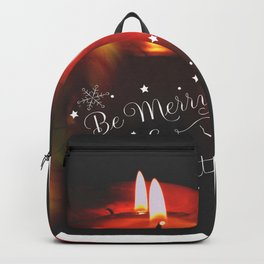 cozy postcard Backpack