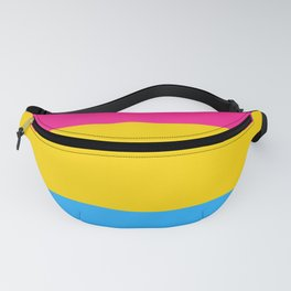 Symbol of Pansexuality or Omnisexuality Fanny Pack