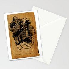 Gospel Machine #1 Stationery Cards