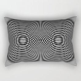 Auric Torus Rectangular Pillow