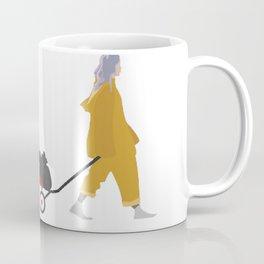 Billie Eilish Bellyache Coffee Mug