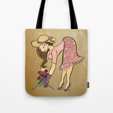 Gardening is Sexy Tote Bag
