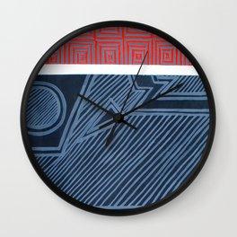 Afrapatta Wall Clock
