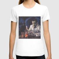 casablanca T-shirts featuring Casablanca by Miquel Cazanya
