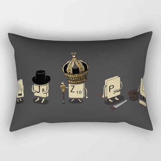 Social Game Rectangular Pillow