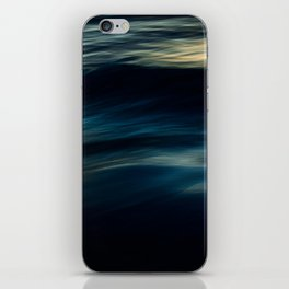 The Uniqueness of Waves IV iPhone Skin