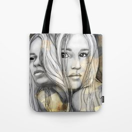 """""""Reflection I"""" by carographic Tote Bag"""
