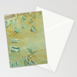 Deckchairs Stationery Cards
