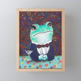 Pond, James Pond Framed Mini Art Print